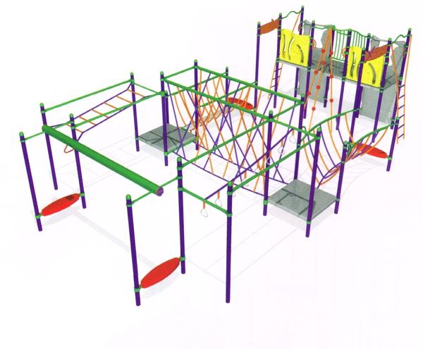 Amazon 247 Playground
