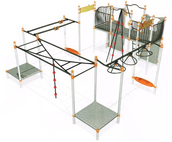 Amazon 246 Playground