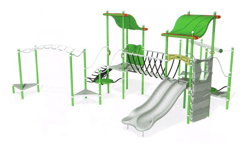 Amazon 254 Playground