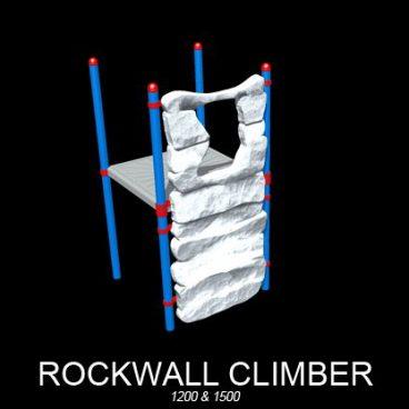 Rockwall Climber