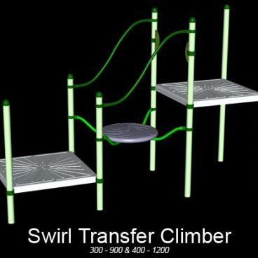 Swirl Transfer Climber