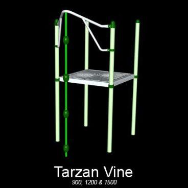 Tarzan Vine Climber