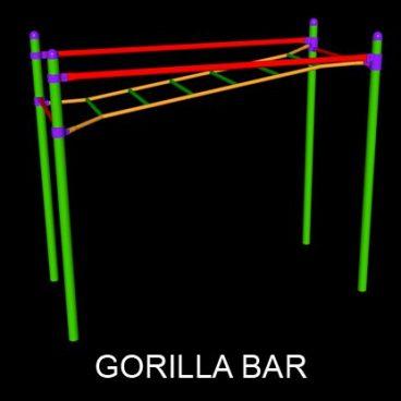 Gorilla Barz