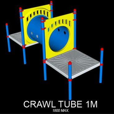 Crawl Tube 1m