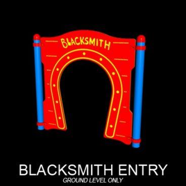 Blacksmith Entry Panel