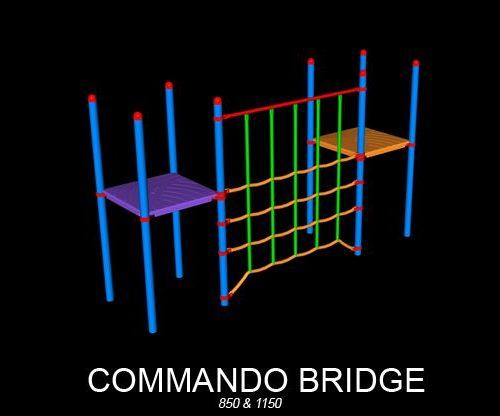 Commando Bridge