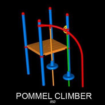 Pommel Climber