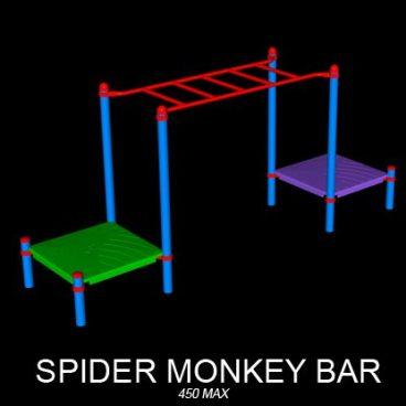 Monkey Spider Barz